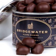 Flame Raisins in Dark Chocolate