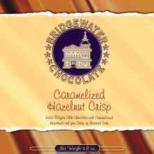 Hazelnut Crisp Milk Chocolate Bar