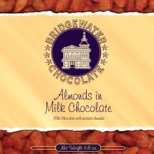 Almonds in Milk Chocolate Bar
