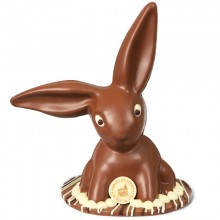 Large Floppy Ear Milk Chocolate