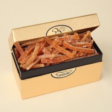 10 oz. Crystallized Spanish Orange Peel