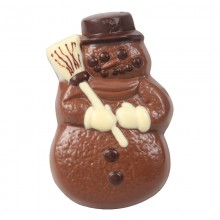 Snowman - MILK chocolate