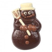 Snowman - DARK Chocolate