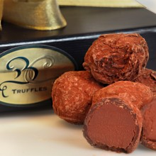 No Sugar Added 12 pc. Truffles