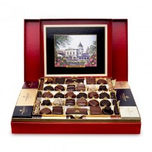 XL Red Gift Box